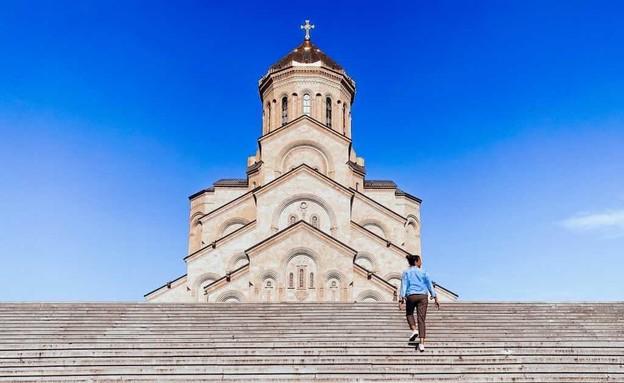 טביליסי (צילום: ליאת כהן רביב)