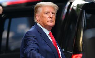 דונלד טראמפ, 2021 (צילום: James Devaney/GC Images, Getty Images)