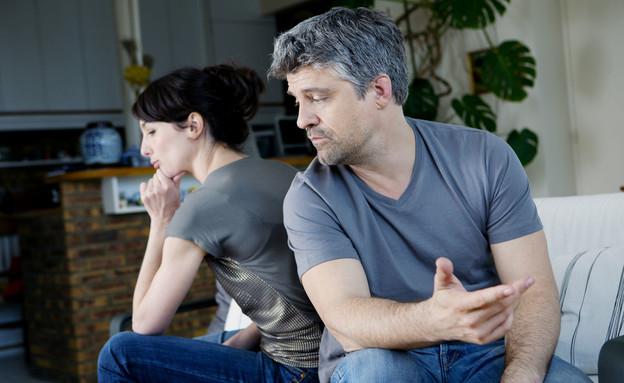 זוג מתווכח (אילוסטרציה: Image Point Fr, shutterstock)