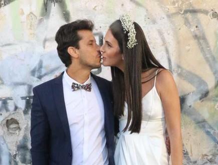 שמחה גדולה הלילה: מאור פינקלשטיין מתחתן
