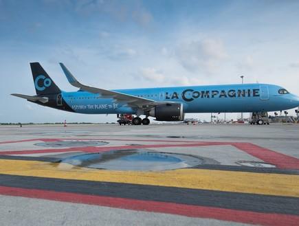 לה קומפני: חברת תעופה עם מחלקת עסקים בלבד