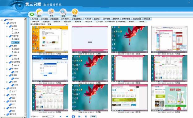 תוכנת הריגול Third Eye (צילום: צילום מסך מתוך dzdszysoft.com)