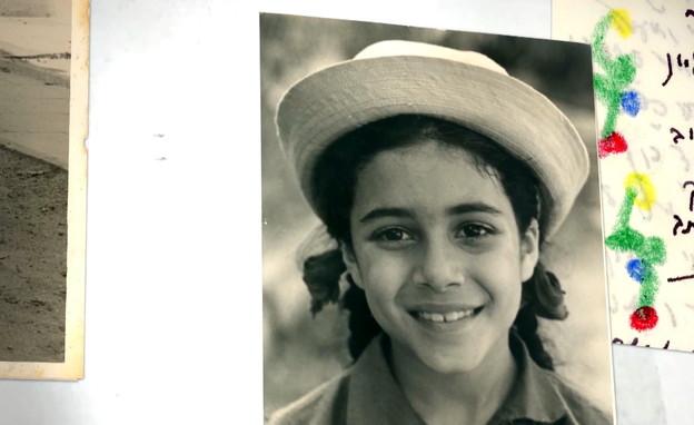 נאוה, בתה של שושנה דמארי (צילום: חדשות 12)