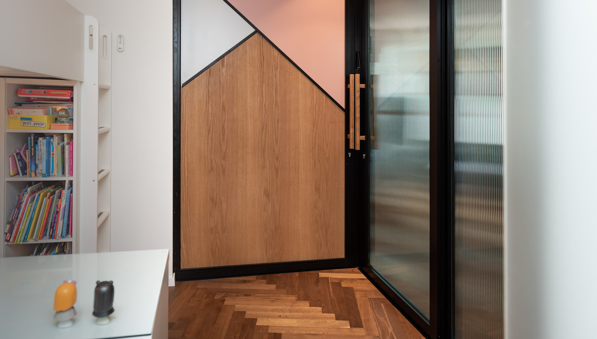 דירה בתל אביב, עיצוב אלינור גוילי - 15