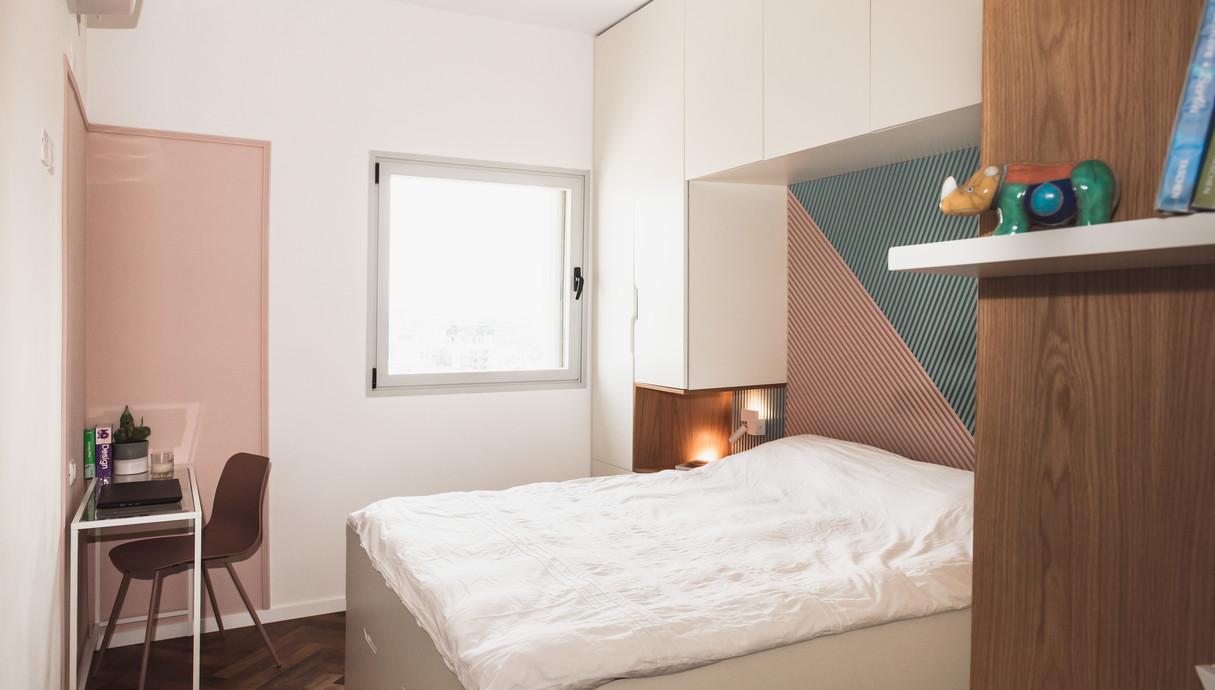 דירה בתל אביב, עיצוב אלינור גוילי - 20