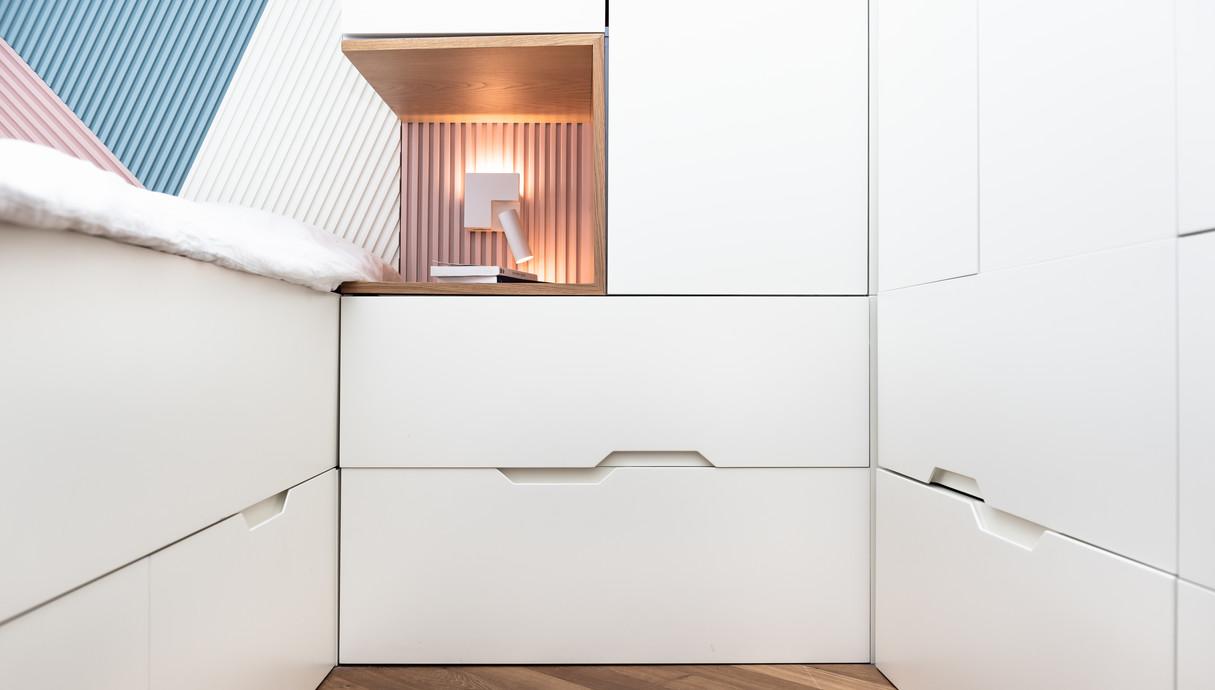 דירה בתל אביב, עיצוב אלינור גוילי - 21