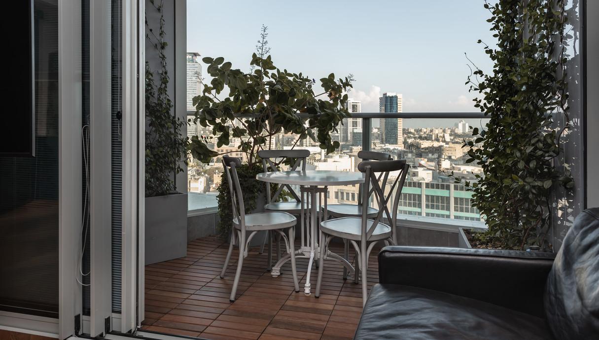 דירה בתל אביב, עיצוב אלינור גוילי - 22