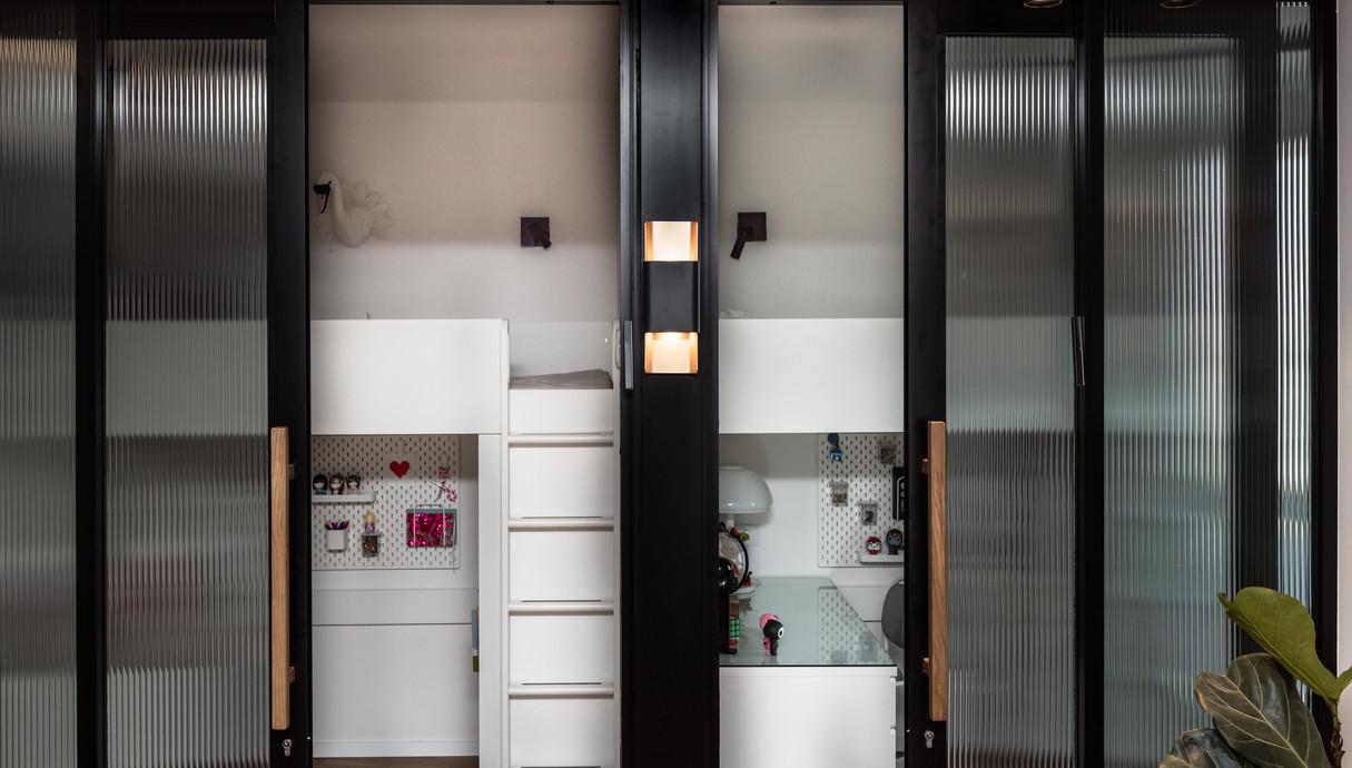 דירה בתל אביב, עיצוב אלינור גוילי - 23
