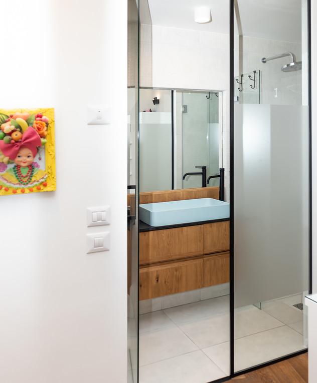 דירה בתל אביב, עיצוב אלינור גוילי, ג - 13
