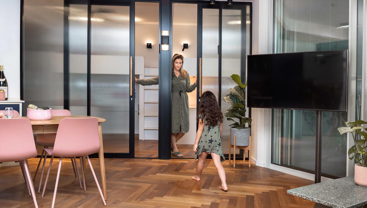 דירה בתל אביב, עיצוב אלינור גוילי - 5