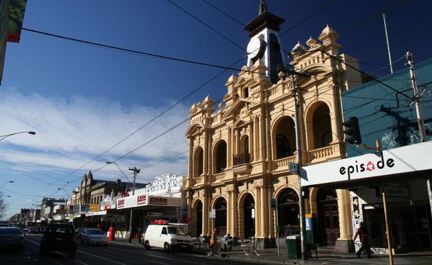הרחוב המגניב בעולם (צילום: Mat Connolley, ויקיפדיה)