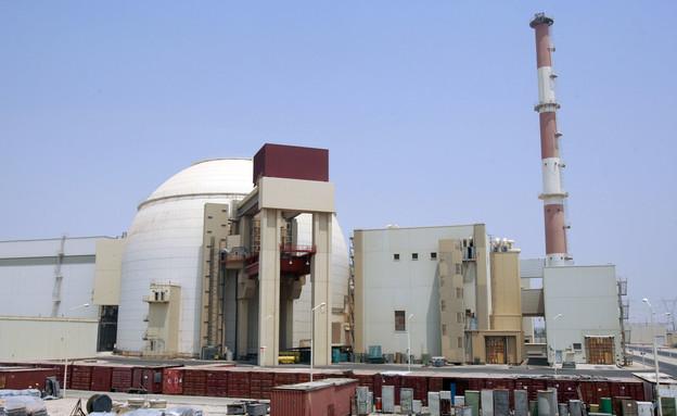 מתקן הגרעין בבושהר (צילום: רויטרס)