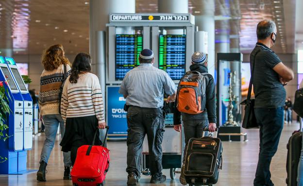 נמל התעופה בן גוריון (צילום: יוסי אלוני, פלאש 90)