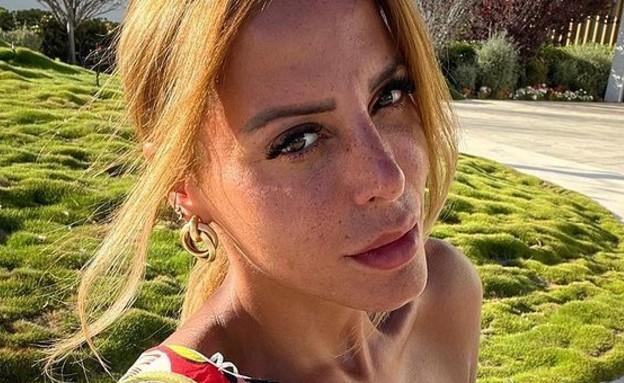נסרין קדרי. יוני 2021 (צילום: מתוך instagram)