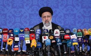 אבראהים ראיסי נשיא איראן (צילום: רויטרס)
