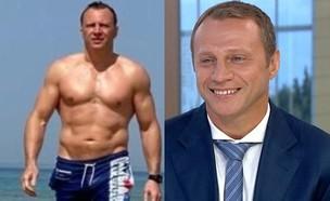 """יואל רזבוזוב (צילום: מתוך """"חדשות הבוקר"""" , קשת 12)"""