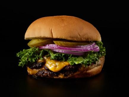 בינגו המבורגר  (צילום: יונתן בן חיים, יחסי ציבור)