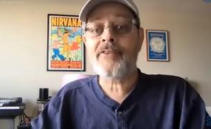 גאנתר מדבר על הסרטן (צילום: צילום מסך מתוך יוטיוב)
