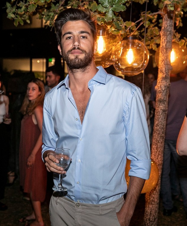 תום נשר אירוע השקה. יוני 2021