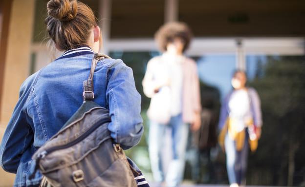 סטודנטים (צילום: By sebra, shutterstock)