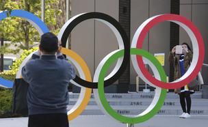 אולימפיאדת טוקיו (צילום: Koji Sasahara, AP)