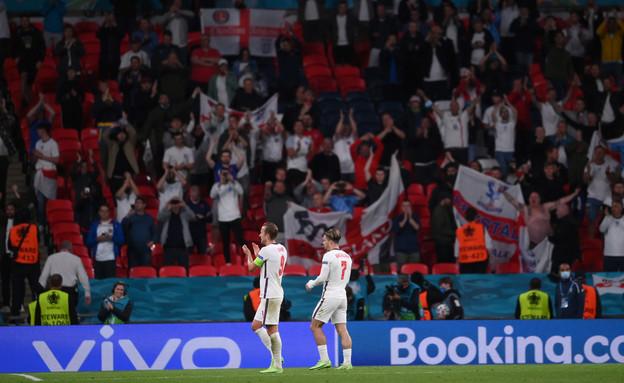 אצטדיון וומבלי בלונדון (צילום: רויטרס)