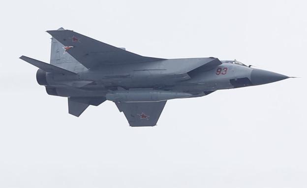 מטוס הקרב (צילום: Sefa Karacan/Anadolu Agency, GettyImages)
