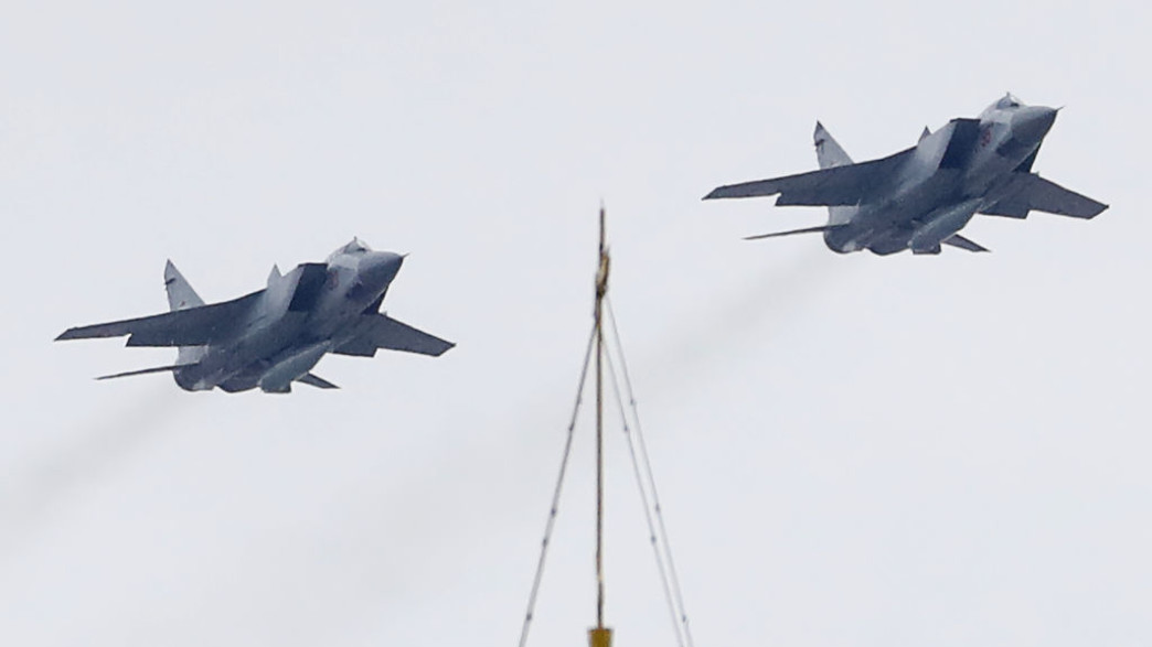 מטוס הקרב (צילום: Grigory Dukor/TASS, GettyImages)