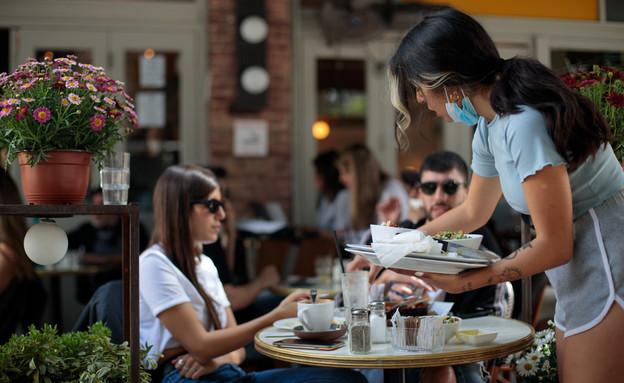 בית קפה, תל אביב (צילום:  Furmiga Stock, shutterstock)