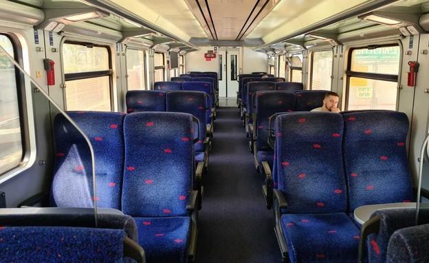 רכבת (צילום: כרמל ליבמן, N12)