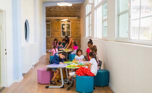 בית ספר ישראלי בית הכרם (צילום: חננאל בן הראש)