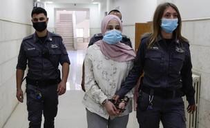 יסמין ג'אבר הורשעה בסיוע לחיזבאללה ולאירן (צילום: שלו שלום, TPS)