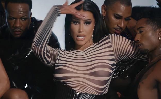 הזמרת המפורסמת (צילום: מתוך יוטיוב)