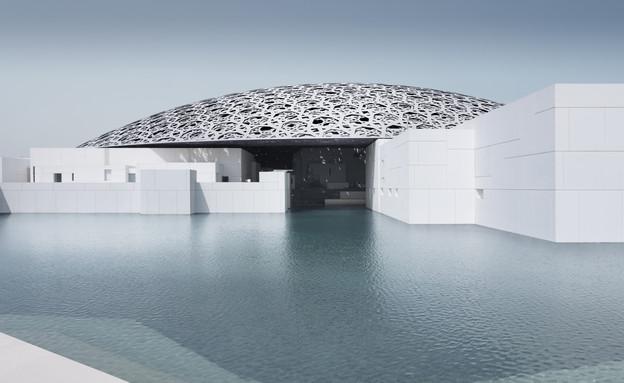 Louvre Abu Dhabi (צילום: החדשות12, Louvre PR)