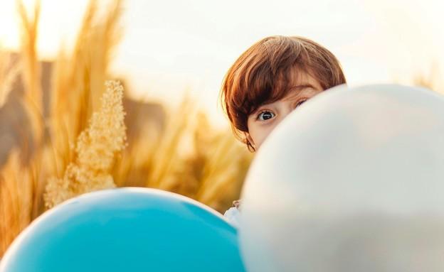 ילד (צילום: @rawmintalebi UNSPLASH)