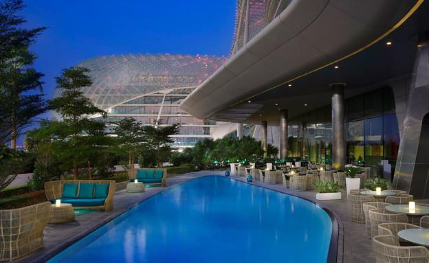 W hotel Abu Dhabi (צילום: W hotel Abu Dhabi PR)