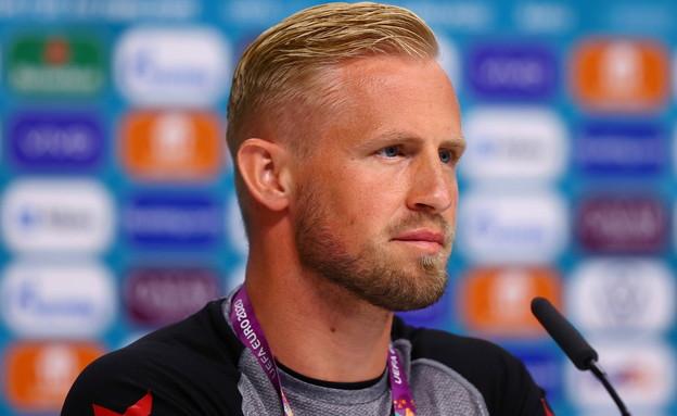 קספר שמייכל נבחרת דנמרק (צילום: רויטרס)