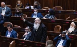 ליצמן במליאת הכנסת (צילום: יונתן זינדל, פלאש 90)
