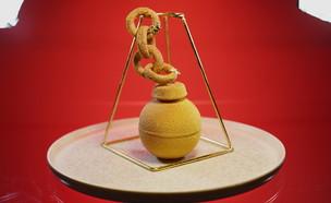 כדור הריסה של רחלי ורניר (צילום: שחר רזניק)