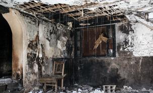 דירה שרופה (צילום: HUANG Zheng, shutterstock)