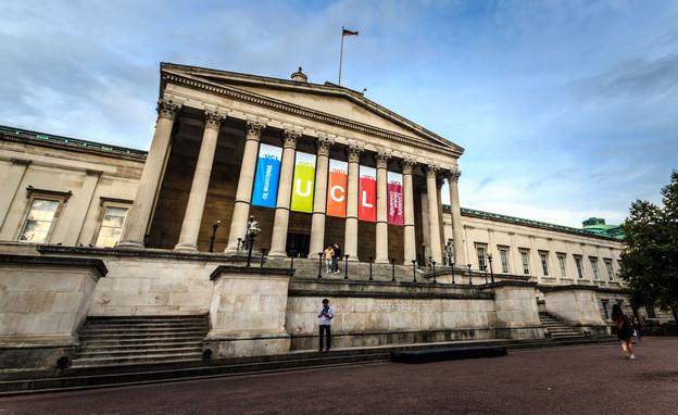 יוניברסיטי קולג' לונדון (צילום: Natakorn Sapermsap, Shutterstock)