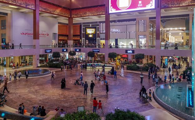 Yas Mall (צילום:  M7kk, shutterstock)