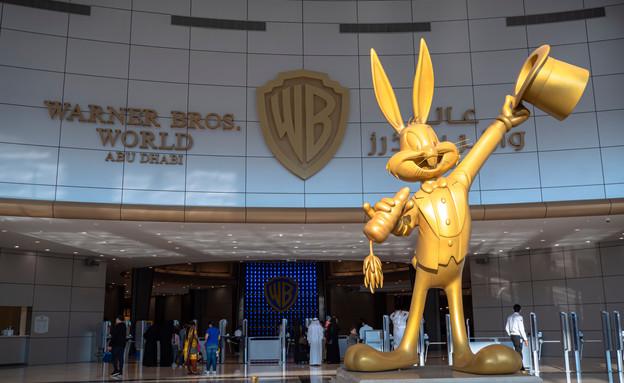 Warner Bros World Abu Dhabi (צילום:  rzulev, shutterstock)