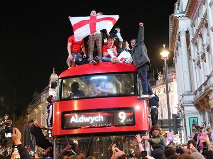 יום חג באנגליה (GETTY) (צילום: ספורט 5)