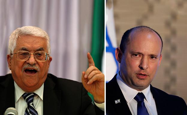 """הדרישות שיעביר אבו מאזן לחידוש המו""""מ עם ישראל (עיבוד: רויטרס,AP)"""