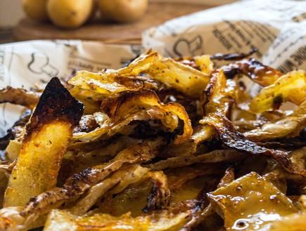 צ'יפס מקליפות תפוחי אדמה
