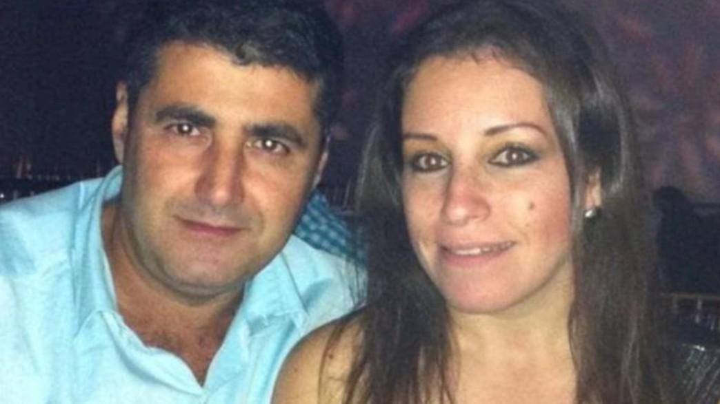 הוריו של התינוק שמת, יוסף וסוניה גאנם (צילום: facebook)