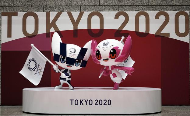 אולימפיאדת טוקיו 2020 (צילום: ap)