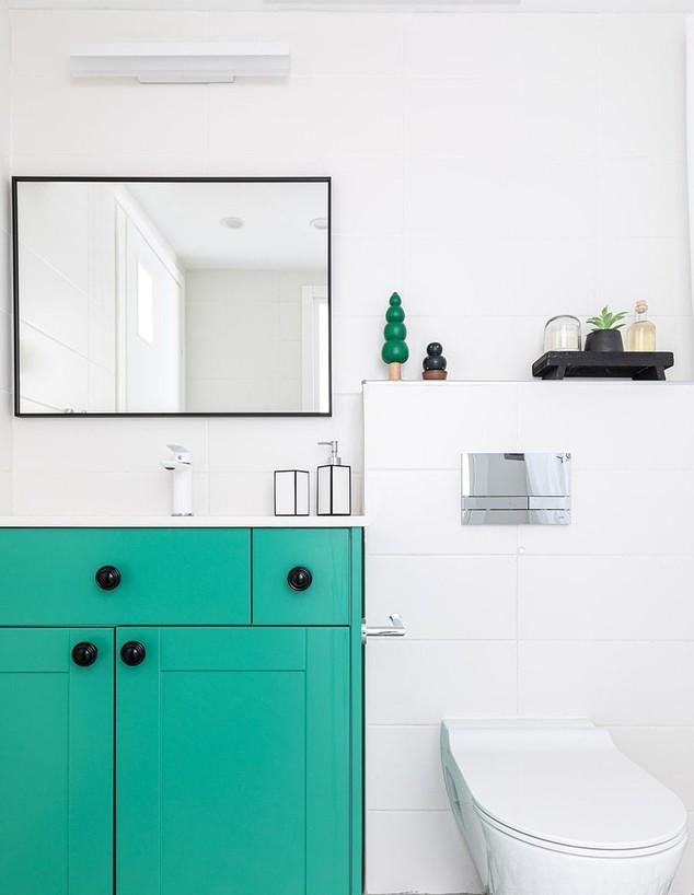 שיפוץ חדרי רחצה, עיצוב רוית רוד, ג - 4 (צילום: אורית ארנון)