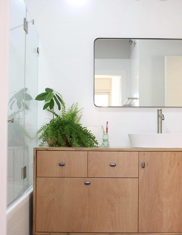 שיפוץ חדרי רחצה, עיצוב אורי יפרח, ג - 7 (צילום: אורי יפרח)